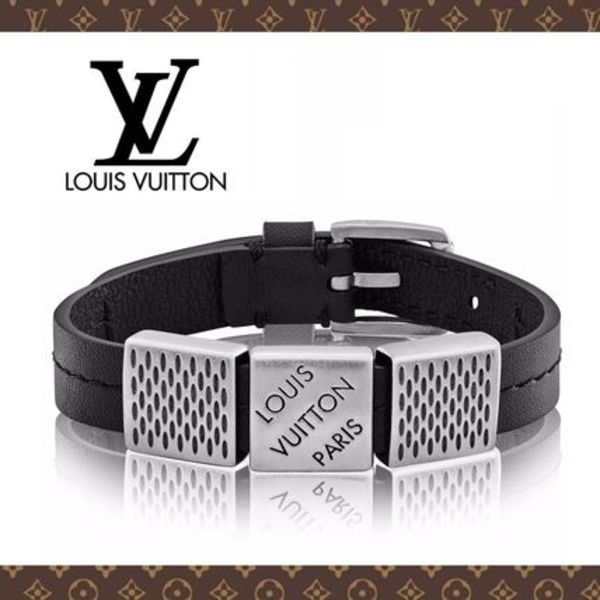 素敵♪2016SS新作☆LOUIS VUITTON☆BRACELET ROCK IT