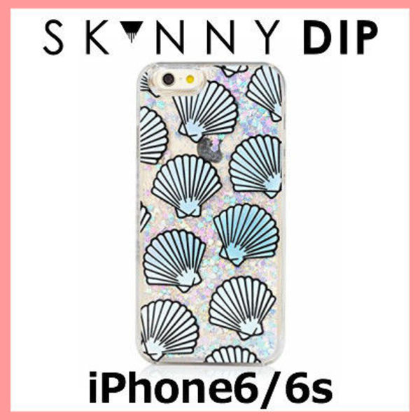 SKINNYDIP LONDON GLITTER SHELL iPhone6 iPhone6s ケース