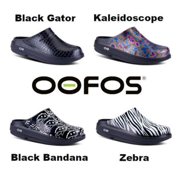【OOFOS】WOMEN'S OOCLOOG LIMITED EDITION CLOG クロッグ