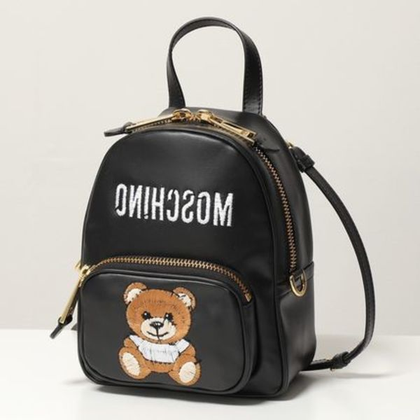 MOSCHINO COUTURE! バックパック A7636 8001 ショルダーバッグ