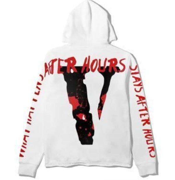 VLONE x The Weeknd★What Happens After Hours フーディー