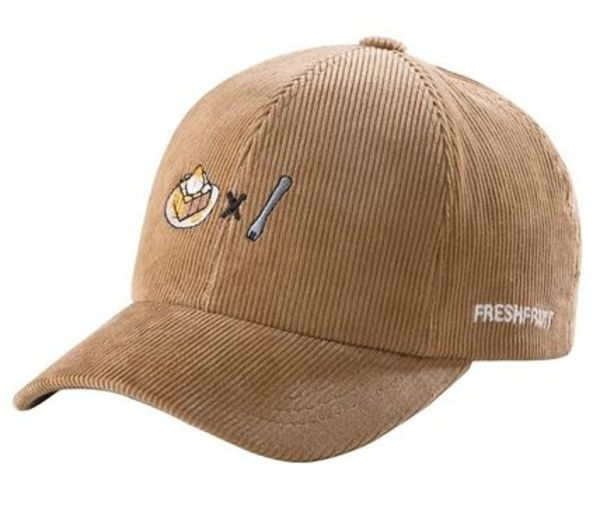 [Fresh Fruit][DHL安心発送]スンユン着用★HONEYBREAD CAMEL CAP