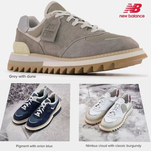 New Balance 574 by TDS