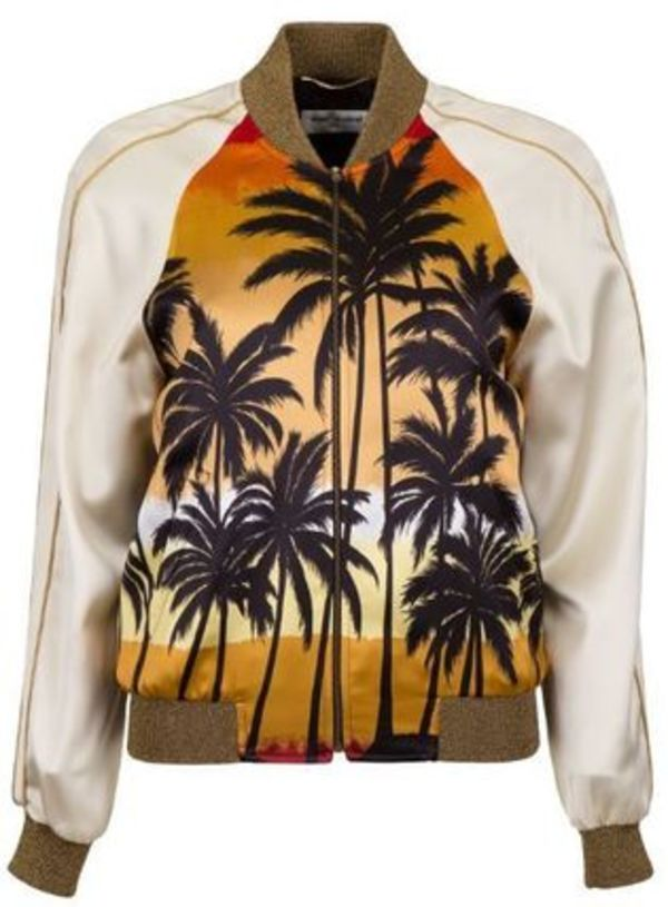☆Saint Laurent  TEDDY SUNSET JACKET