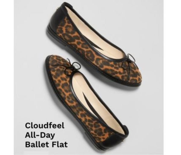 COLE HAAN Cloudfeel All Day Ballet