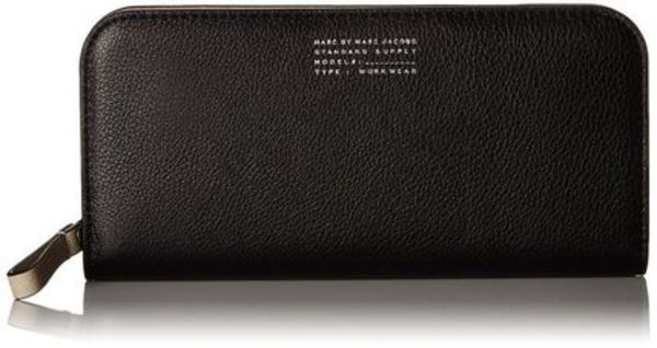 Marc by Marc Jacobs新作Slim Zip 長財布
