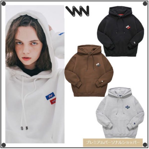 WV PROJECTのTie-hold hoodie 全4色