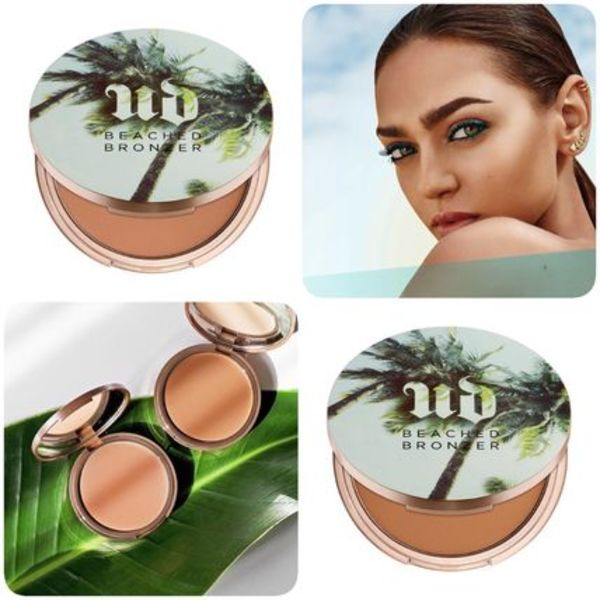 2016夏☆Urban Decay☆Beached Bronzer☆ブロンザー☆2色