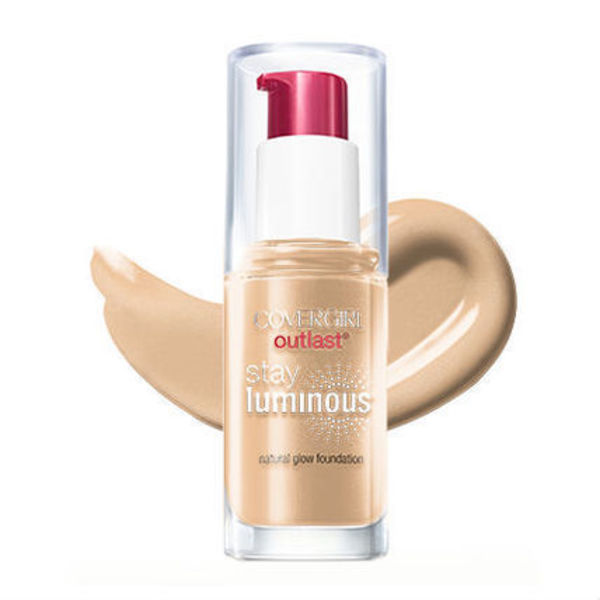 【COVERGIRL】Outlast Stay Luminous Foundation