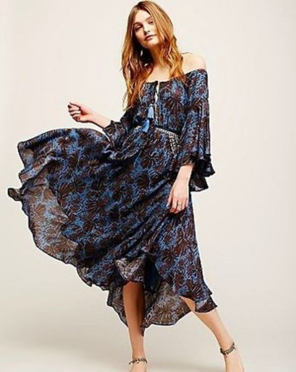 梨花愛用 !!【Free People】The Island Life Dress♡