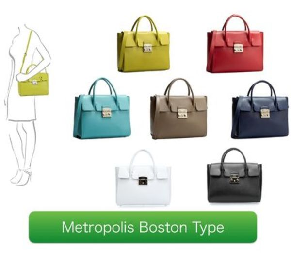 Furla☆Metropolis Boston Type