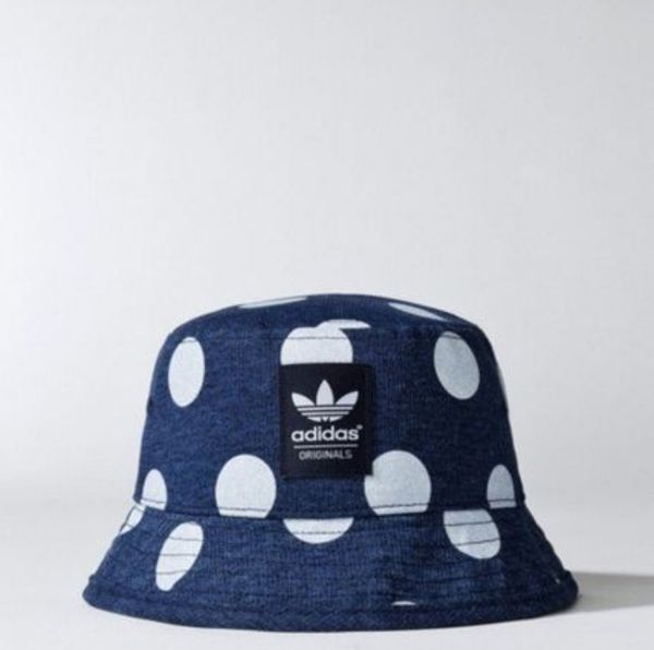 ADIDAS KIDS ORIGINALS☆ BUCKET DOTS ドット 帽子(AJ8720)