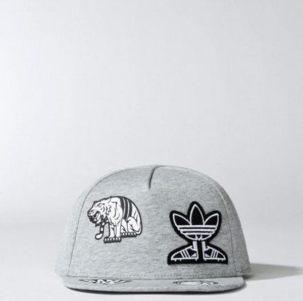 ADIDAS KIDS ORIGINALS☆BADGE BOY CAP AJ8719