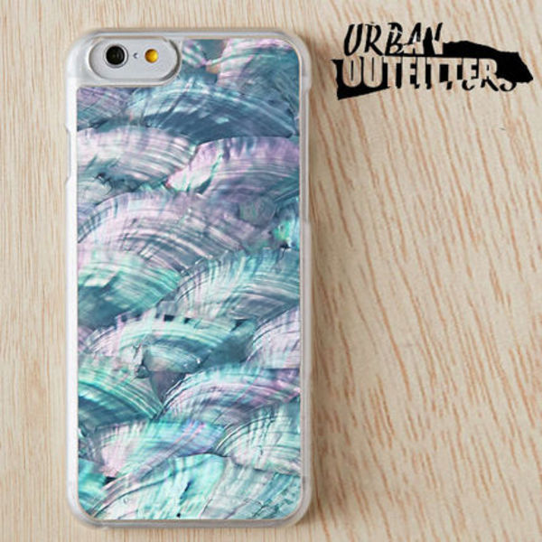 Urban Outfitters☆ 天然貝殻が綺麗☆ iPhoneケース (6/6s用)