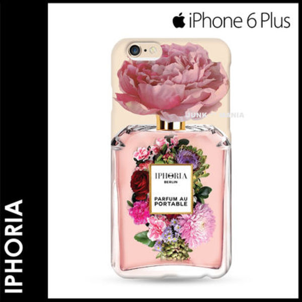 ★即日発送【関税返金・IPHORIA】IPHONE6/6s Plus Parfum Flower