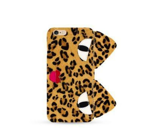 ★IPHORIA★ケース「Cat Ears Leo for iPhone 6/6s」雑誌掲載