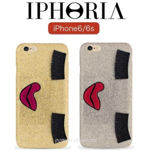 NEW!【ベルリン発】2016SS新作☆IPHORIA iPhone6/6s★KISS ME★