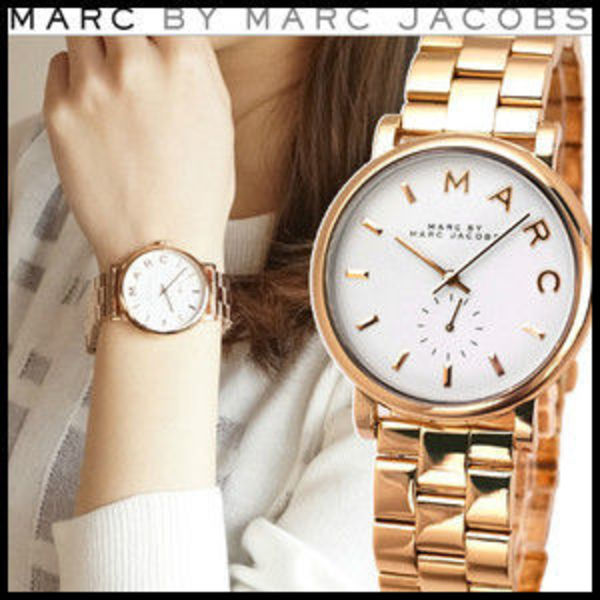 ☆Marc by Marc Jacobs☆大人気! MBM3244 プレゼントに♪