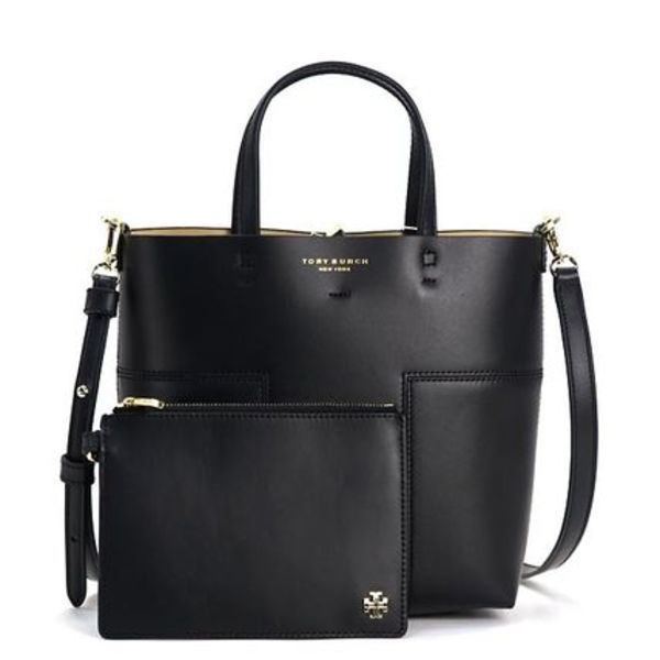 セール!Tory Burch★BLOCK T SMALL TOTE
