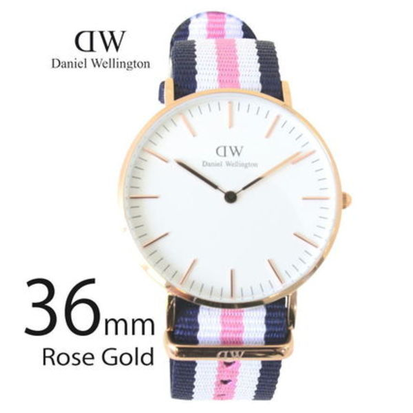 Daniel Wellington 36mm Classic Southampton Lady 0506DW