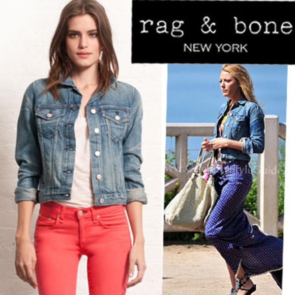 ◆rag & bone◆The Jean Jacket ジャケット/Perfect Wash 即発