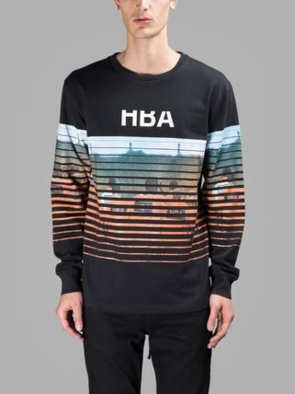 Hood By Air Yard Tee L/S shirt Tee