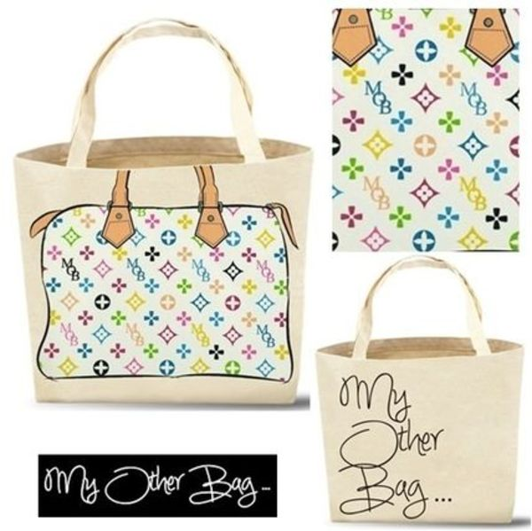 My Other Bag セレブ ZOEY エコ トートバッグ 正規品 即納