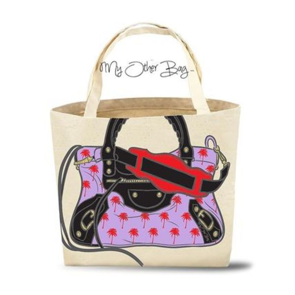 ☆My other bag☆セレブ愛用コットントート 人気、お早めに!