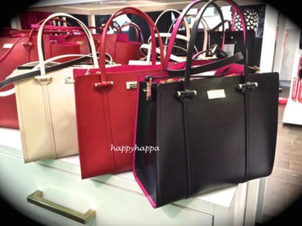 【kate spade】2016初春新色☆small elodie ミニトート☆