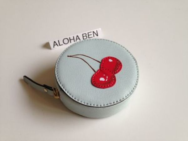 Kate Spade Magnolia Bakery Cherry On Top Coin Purse