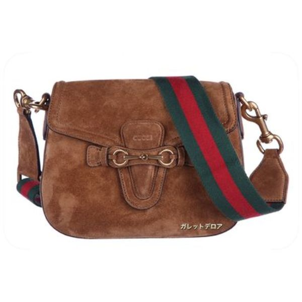 ★★GUCCI《グッチ》★2WAY SUEDE LEATHER BAG★送料込み★★