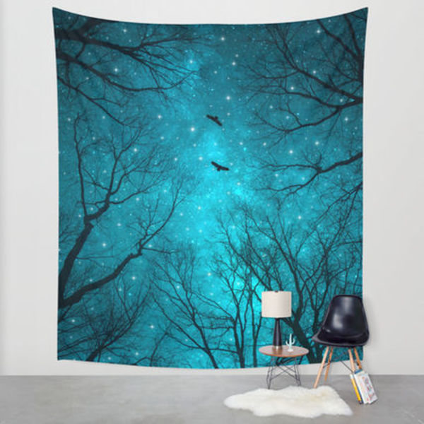 Society6◆タペストリー◆Stars Can't Shine Without Darkness