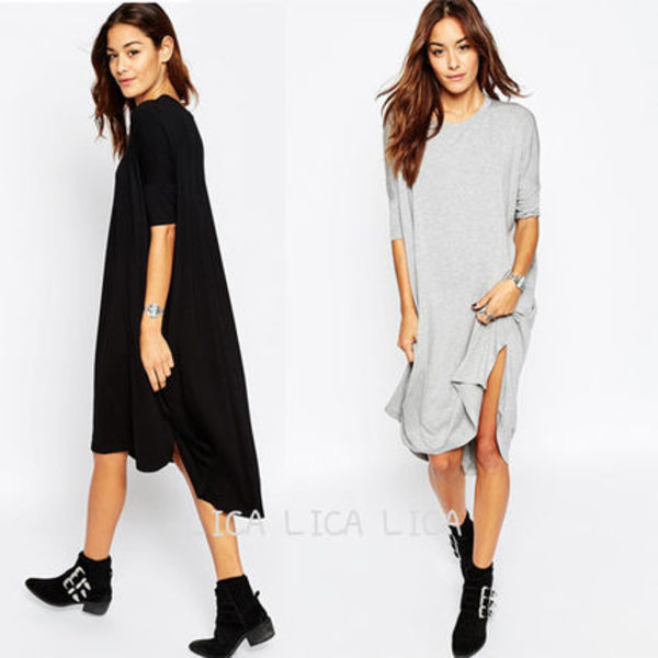 送料無料・国内発送ASOS Oversize T-Shirt Dress