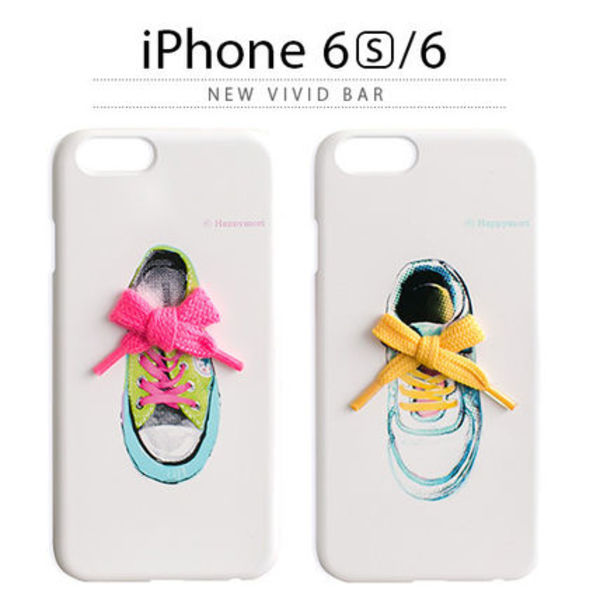 ♪iPhone6s/6 ケース Happymori New Vivid Bar ハッピーモリ♪