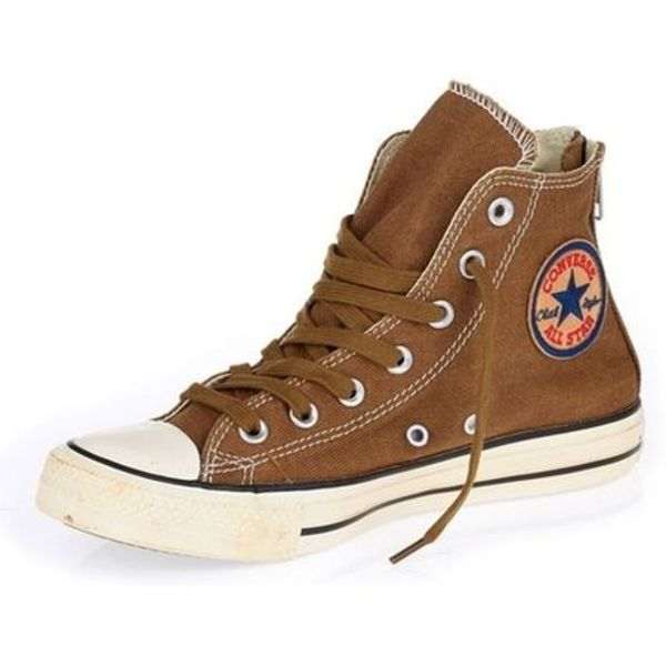セール! CONVERSE  Chuck Taylor AS Washed Back Zip HI J144771