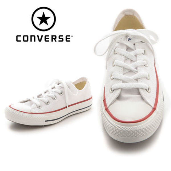 コンバース(CONVERSE) ☆Chuck Taylor All Star White