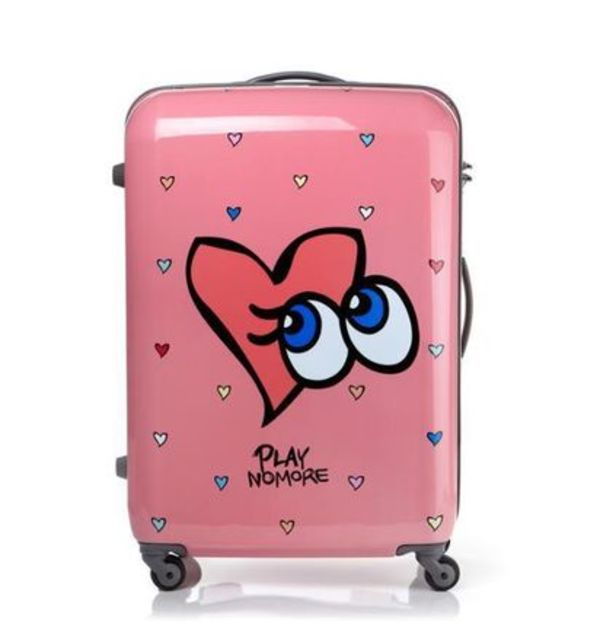 [EMS][SAMSONITE RED x PLAYNOMORE] LOVE SHYGIRL 20in(+カバー)
