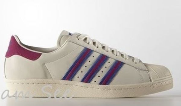 【2016SS】レア♪  adidas Superstar 80s B-BALL スニーカー