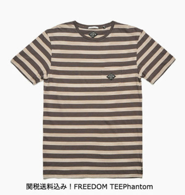 大人気! TCSS  FREEDOM TEEPhantom  Tシャツ