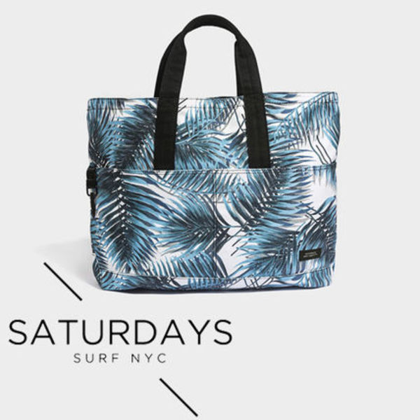 ●SATURDAYS SURF● 2016SS REECE TOTE BAG トートバック 即発