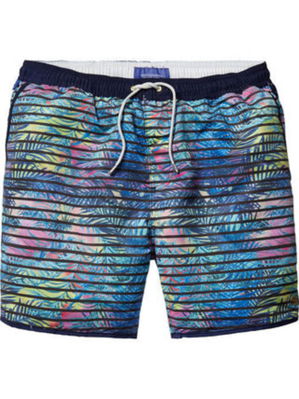 セレブ愛用【Scotch&Soda】16SS 新作 Striped & Printed Shorts