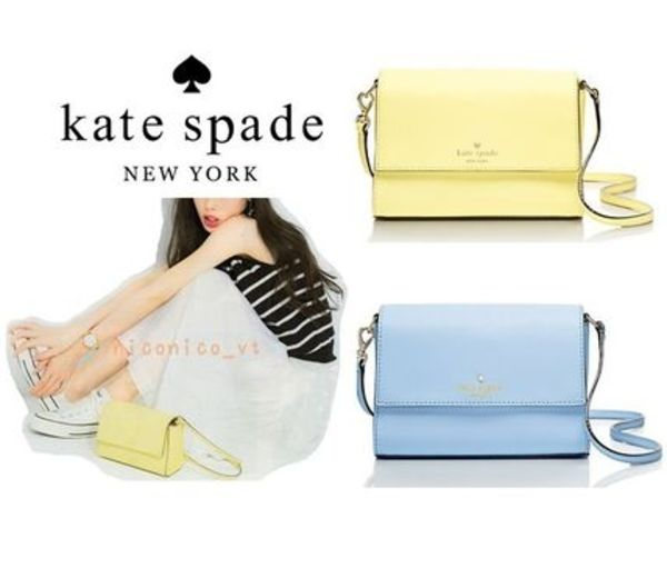 【with掲載 新カラー 春夏新作】 Kate Spade 2WAY バッグ 2色