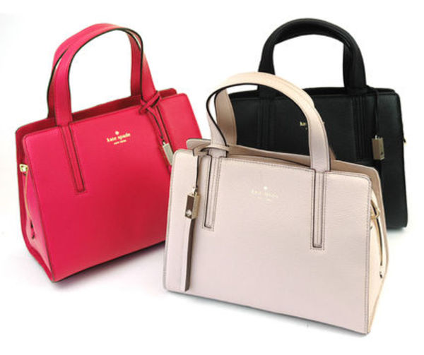【即発◆3-5日着】kate spade◆dominique 2wayバッグgrey street