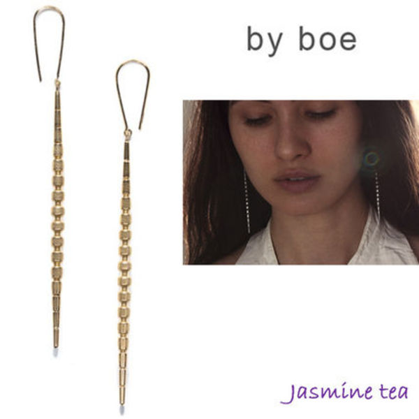 ★即発★By Boe Spine Drop Earrings★