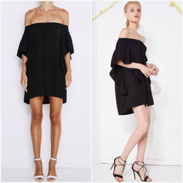 Cute!NEO OFF THE SHOULDER MINI