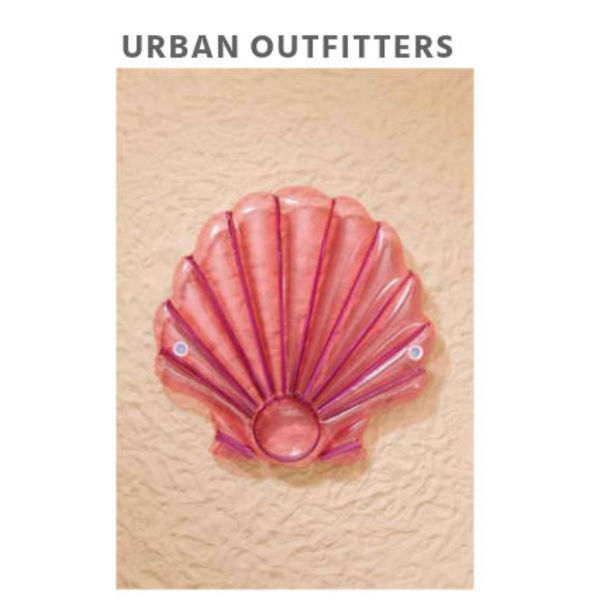 ★Urban Outfitters★シェル型フロート
