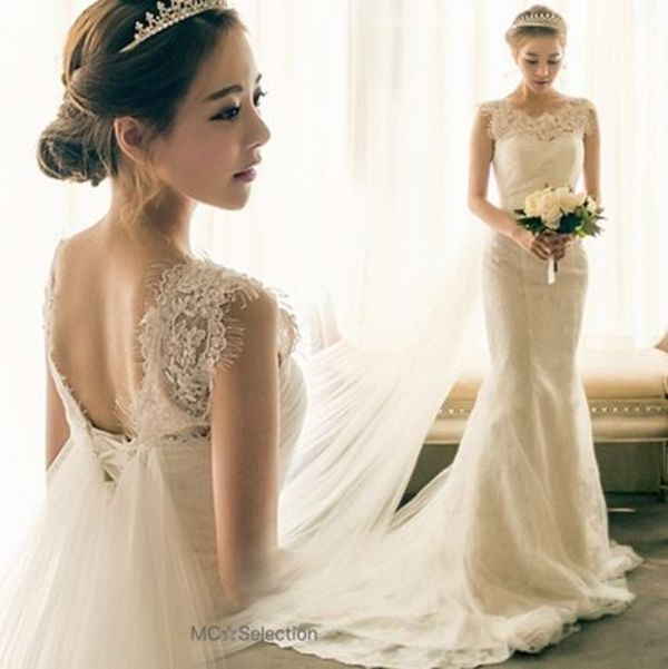 White Weding Gowns 017 - White Weding Gowns