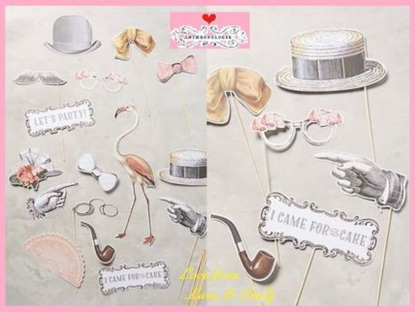 16SS☆最安値保証*送料込【Anthropologie】Photo Booth Prop