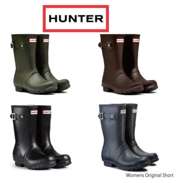 【2016 SS】【Hunter】Original Short Rain Boot[WFS1000RMA]