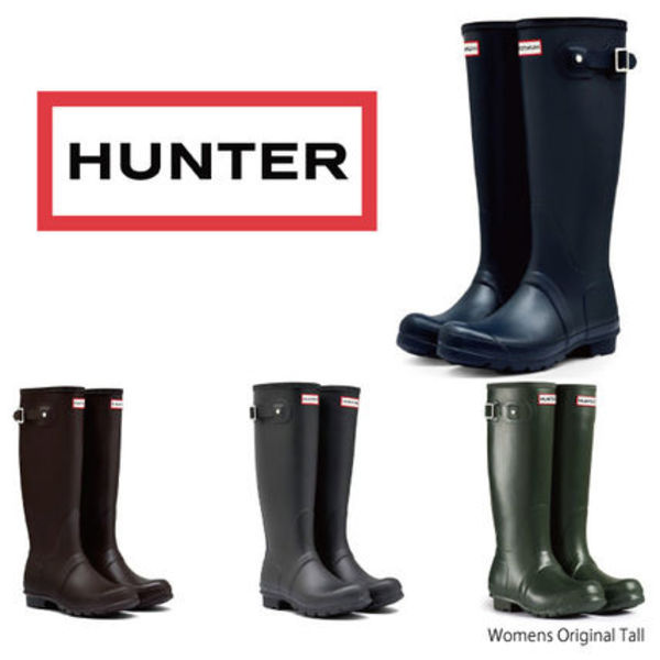 【2016 SS】【Hunter】Original Tall Rain Boot[WFT1000RMA]